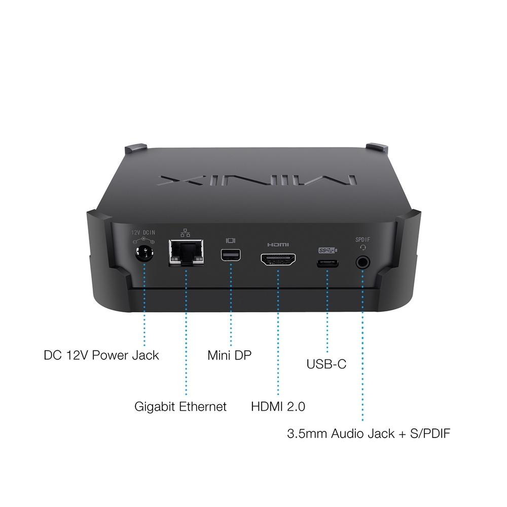 Minix Neo J50 C 4 6