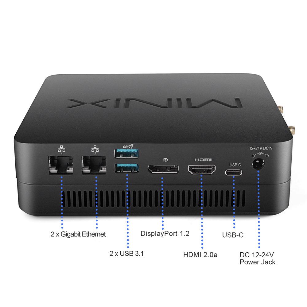 Minix Ngc 3