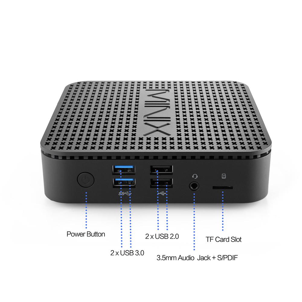 Minix Neo G41 V 4 3