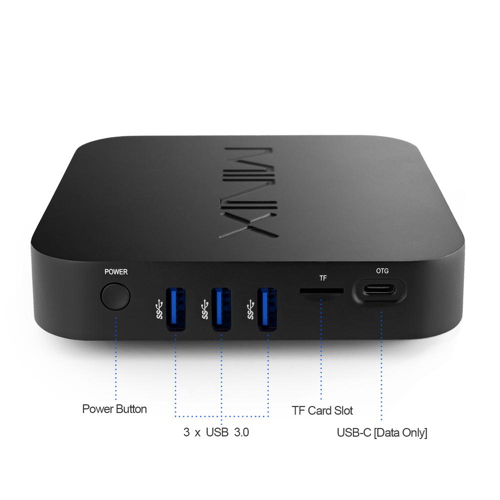 Minix Neo U22 Xj 3
