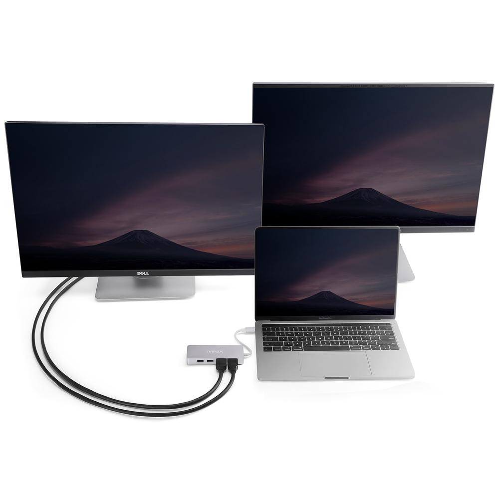 Minix Neo C Plus Silver 6